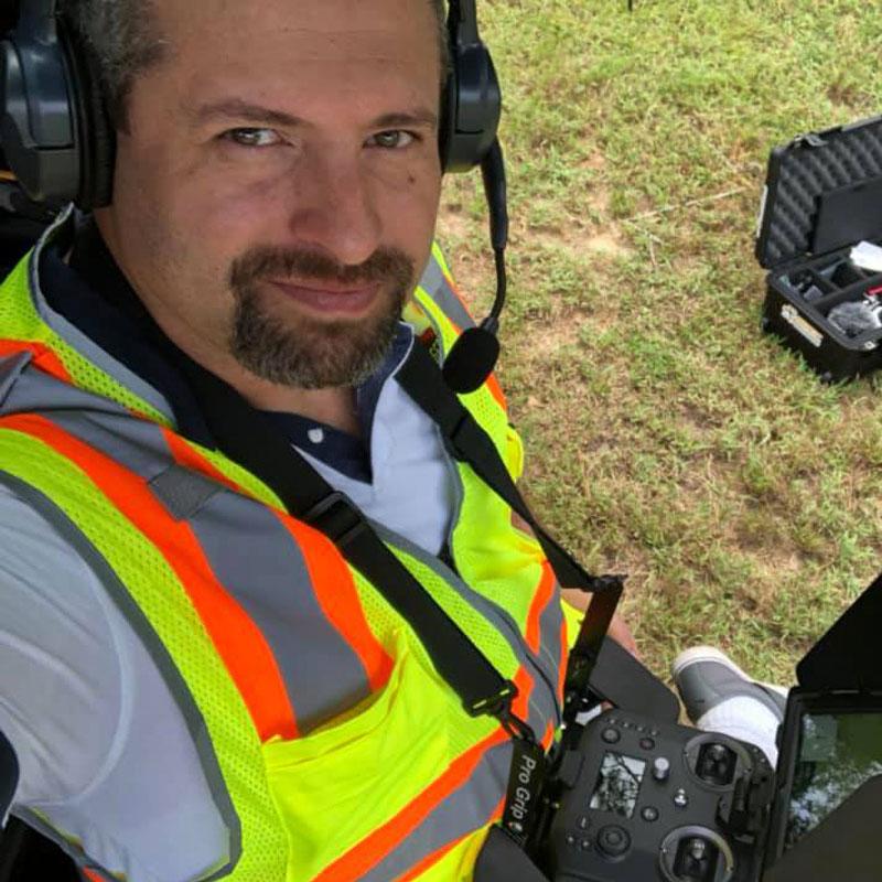 MARCIO RESENDE FAA REMOTE PILOT