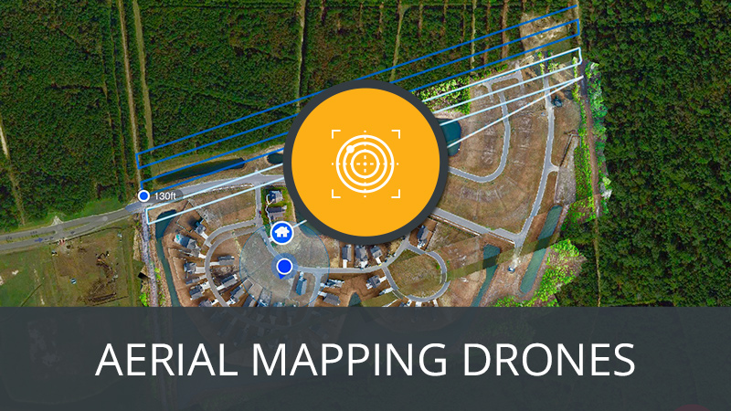 Aerial Mapping Drones